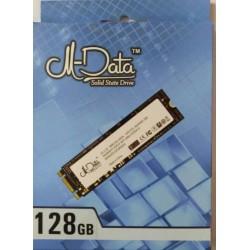 M-Data MD-15 SSD NVMe 128GB (P/no. MDSSD15G128)