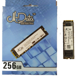 M-Data MD-6 M.2 SSD 256GB (P/no. MDSSD6G256)