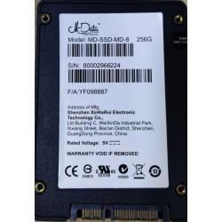M-Data MD-8 Pro SSD  256GB (P/no. MDSSD8PG256)