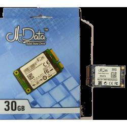 M-Data MD-7 m-SATA SSD 30GB  (P/no. MDSSD7G30)