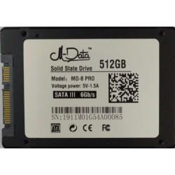 M-Data MD-8 Pro SSD 512GB (P/no. MDSSD8PG512)