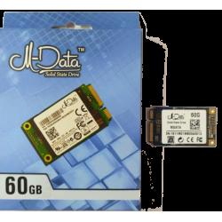 M-Data MD-7 m-SATA 60GB (P/no. MDSSD7G60)